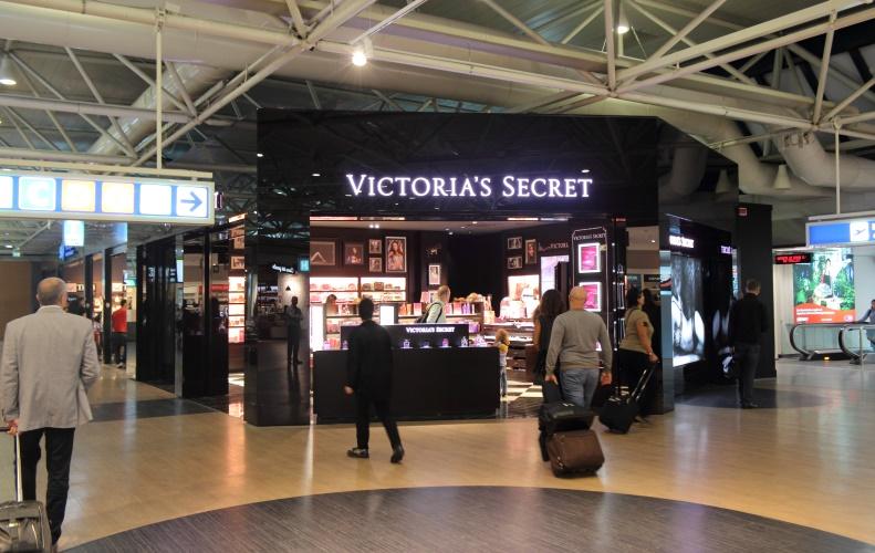 Airport Sales At Victoria S Secret Aeroporti Di Roma